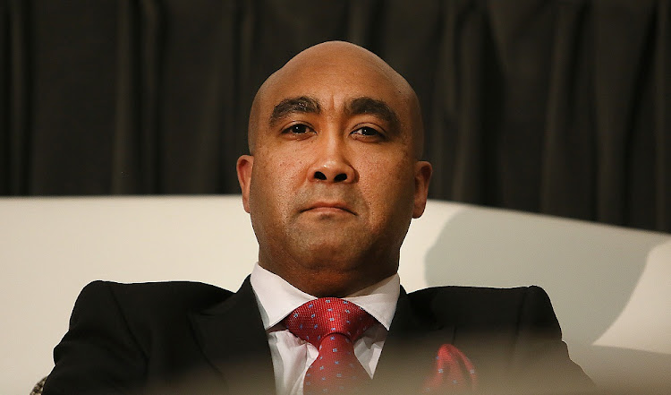 Shaun Abrahams. Picture: THE TIMES