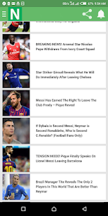 Naijaloaded Mobile App - náhled