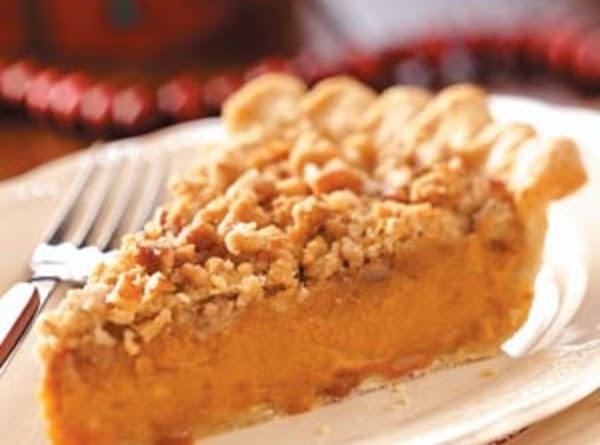 Eggnog Sweet Potato Pie Recipe