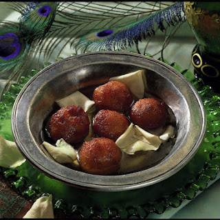 Gulab Jamun - Sweet Indian Fritters