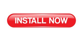 install now button ghostery