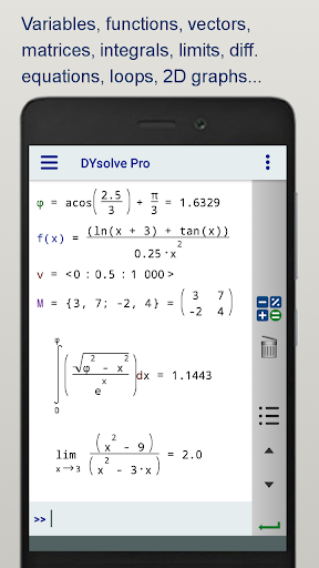 Screenshot for DYsolve PRO in United States Play Store