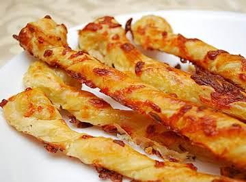 Italian Cheese Straws