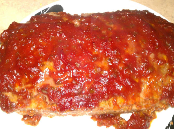 Mimi's Meatloaf And Sauce Recipe