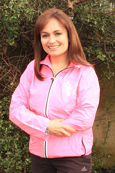 Cardiff 5K - Race Pink Rain Jacket