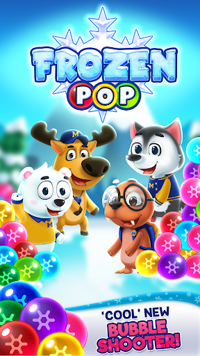 Frozen Pop - Frozen Games 3.3 screenshots 1