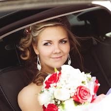 Wedding photographer Anna Zhandarova (jandarova). Photo of 11.09.2013