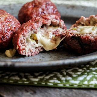 Smoked Meatballs Recipes.