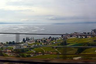 Photo: Views of Lake Geneva