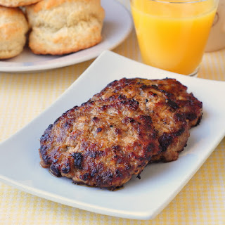 Easy Homemade Breakfast Sausage.