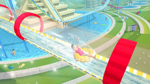 Water Parks Extreme Slide Ride : Amusement Park 3D 1.32 screenshots 21
