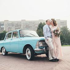 Wedding photographer Ekaterina Zagvazdina (zkate). Photo of 29.01.2017