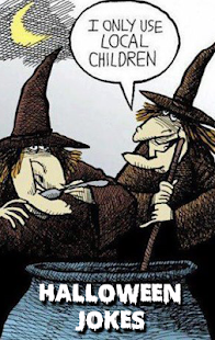 Halloween Jokes Humor - náhled