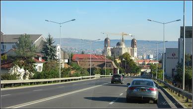 Photo: Cluj-Napoca, Calea Turzii, vedere din microbuz - 2018.09.12