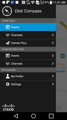 玩商業App|Cisco Disti Compass免費|APP試玩