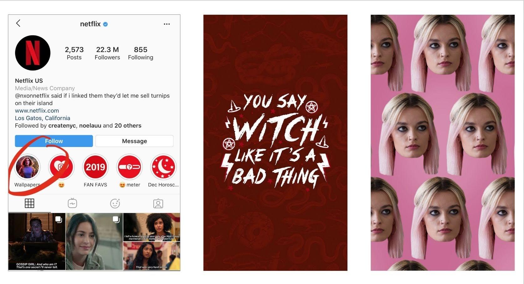 向Netflix學習Instagram Stories