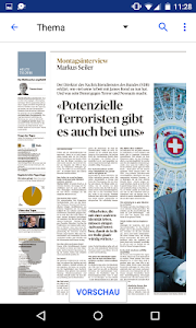 az Limmattaler Zeitung E-Paper screenshot 2