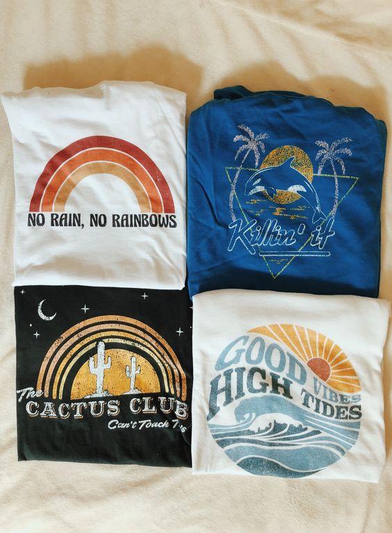 camisetas vsco