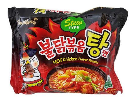 Hot Chicken Ramen Stew 145g Samyang