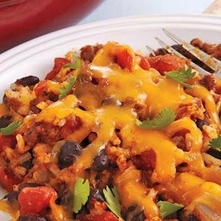 Mexican Skillet Casserole Recipe