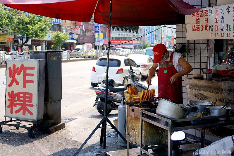 進化北路無名炸粿,北屯市場下午茶-1
