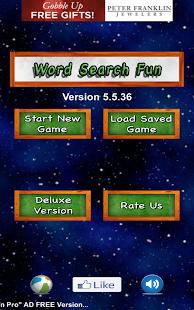 Word Search Fun Screenshot 9