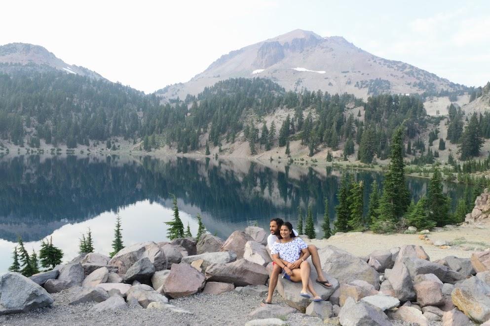 my friends @Helen lake