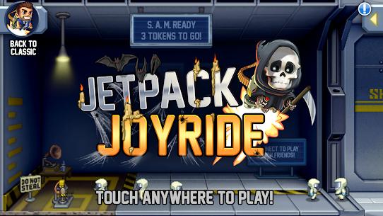 Jetpack Joyride MOD (Unlimited Coins) 10