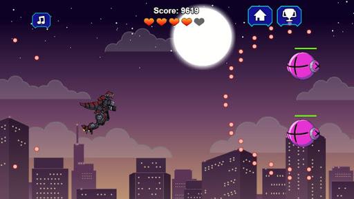 Robot Dinosaur Black T-Rex 2.5 screenshots 4