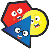 Shapes Match for toddlers kids