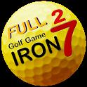 IRON 7 TWO Golf Game FULL icon