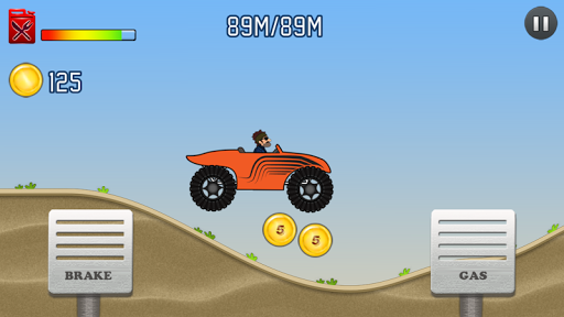 Mountain Climb:Offroad Legends for PC
