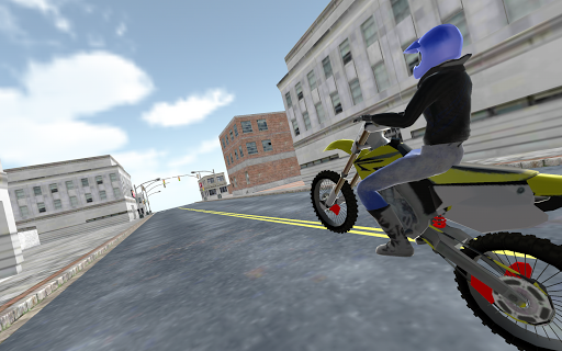motocross racing star -ultimate police game 1.22 screenshots 2