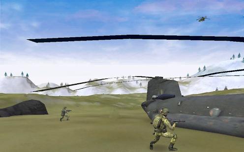 Modern Karşı Saldırı Savaşı 2017 Ekran Görüntüsü