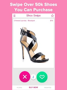 Shoe Swipe - Buy Shoes Online- screenshot thumbnail