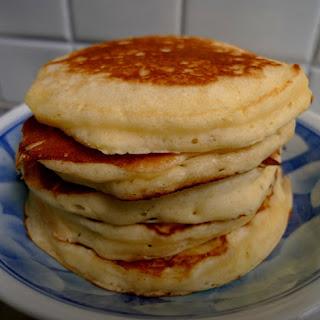 Ultimate Fluffy Pancakes - Secret Recipe Club