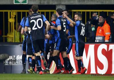 Le FC Bruges se fait peur mais s'impose méritoirement