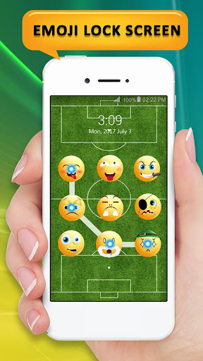 Emoji lock screen pattern 1.2.5 screenshots 16