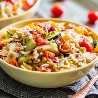 Mediterranean Pasta Salad Recipe