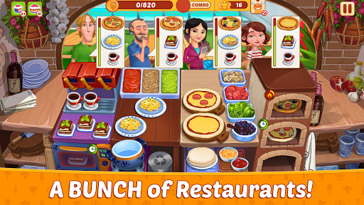 Crazy Restaurant Chef - Cooking Games 2020 1.2.8 screenshots 3
