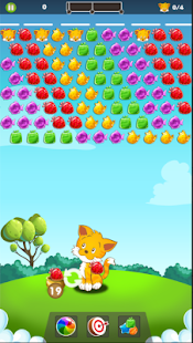 Rescue Bubble Shooter - náhled