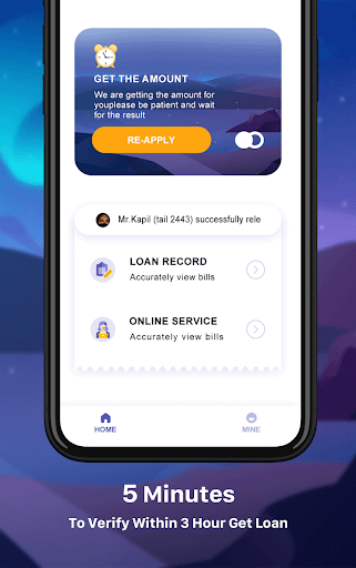 PalmCash-Instant Personal Loan App screenshot 6