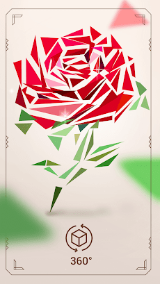 Love Poly - 新感覚3dパズルのおすすめ画像5