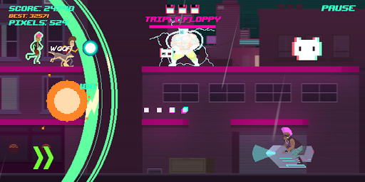 Top Run: Retro Pixel Adventure - screenshot