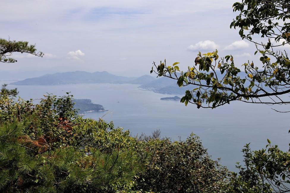 Miyajima, Itsukushima, Misen