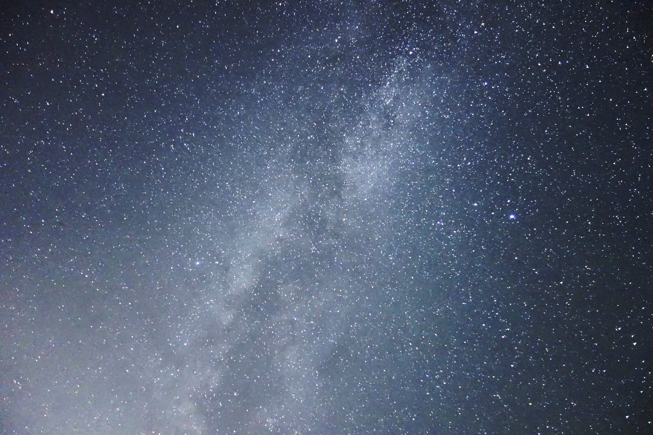 The Milky Way with Sony Cyber-shot DSC-RX100