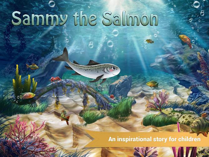 Sammy the Salmon- screenshot