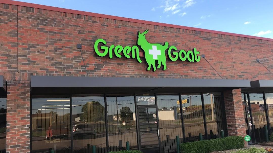 The Green Goat Dispensary - Cannabis Store in Tulsa Oklahoma