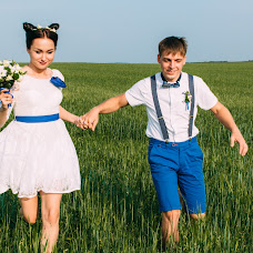 Wedding photographer Aleksey Tatarinov (PRIZMA). Photo of 09.08.2015