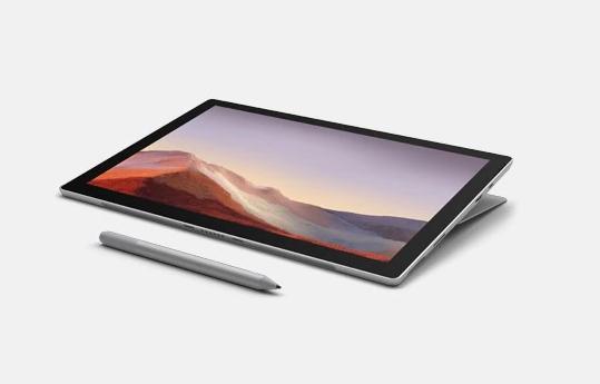 Surface Pro 7 プラチナ